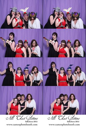 Salesforce Photo Booth